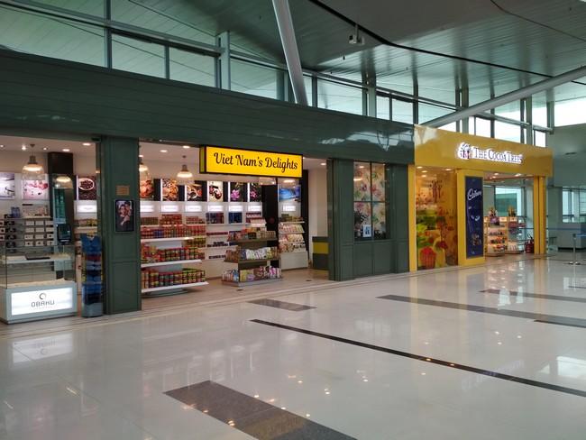 аэропорт фукуок магазины