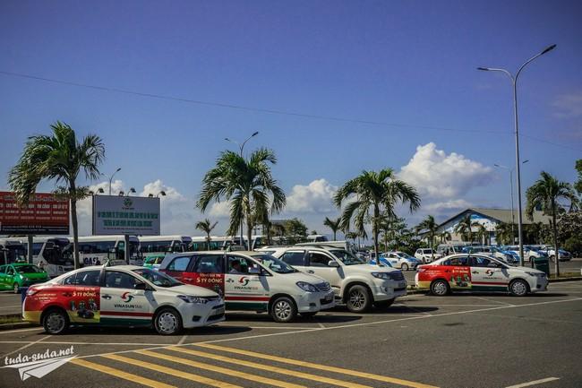 Такси в аэропорту Камрань