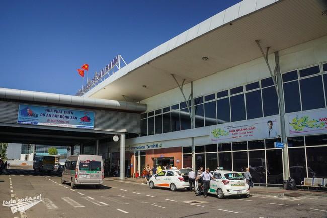Внутренний терминал аэропорта Камрань