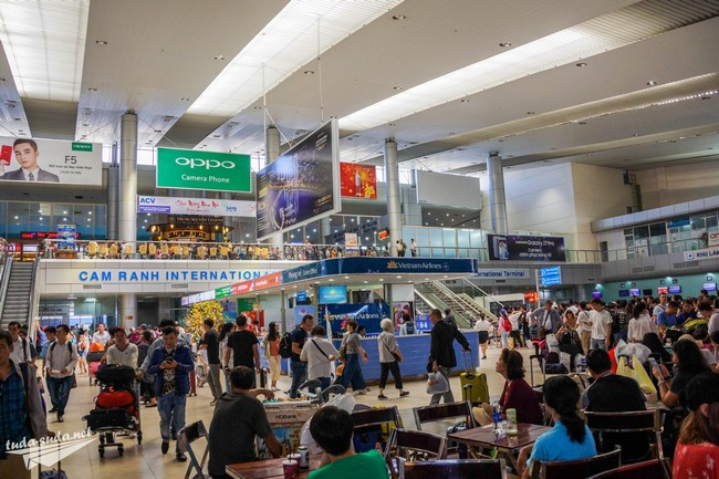 аэропорт Камрань фото