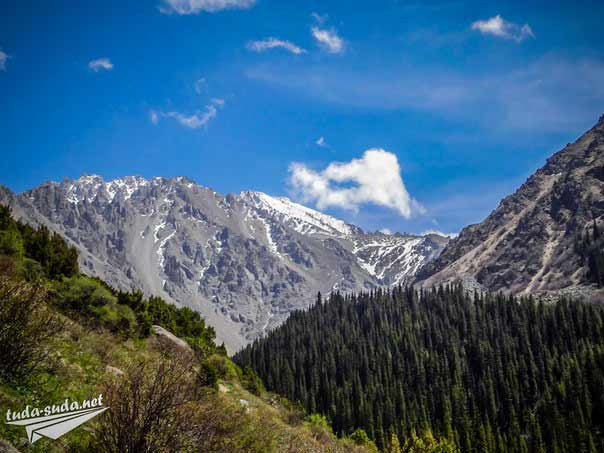 Национальный парк Киргизия