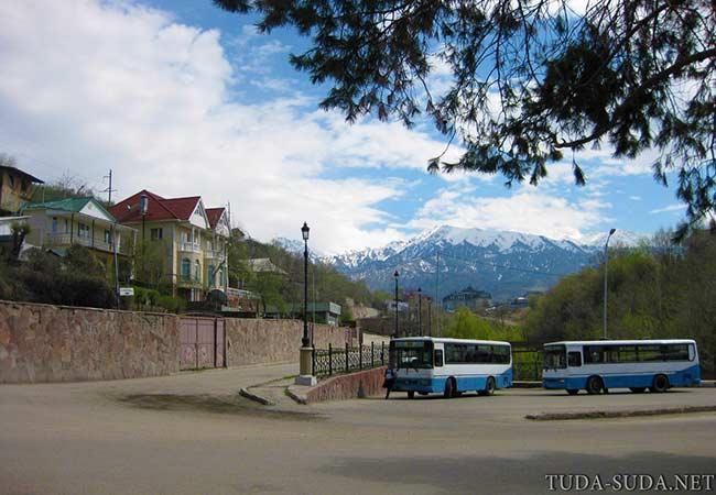 Кок Тобе Алматы