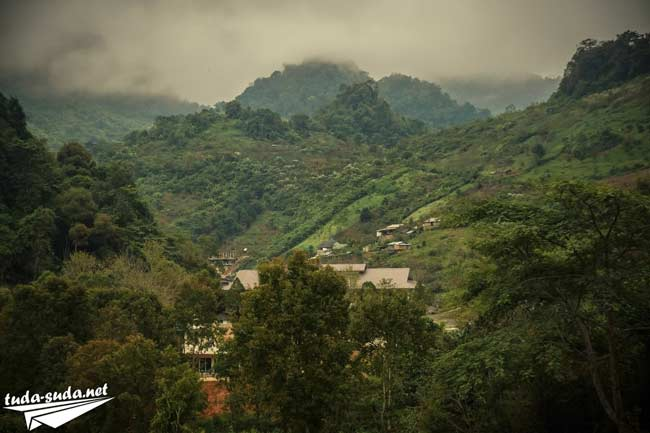 Горы северного Таиланда