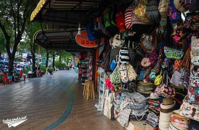 Магазины Ао Нанг