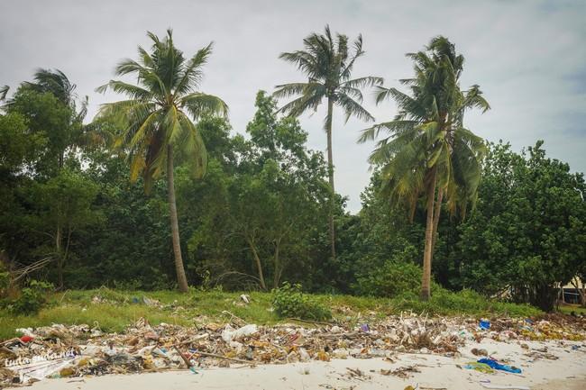 фукуок пляжи мусор