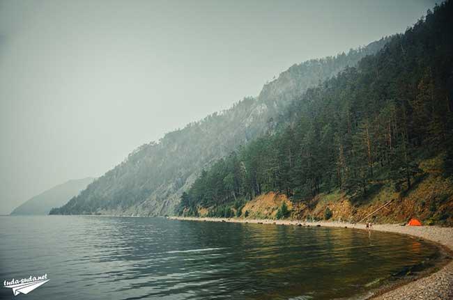 Байкал природа