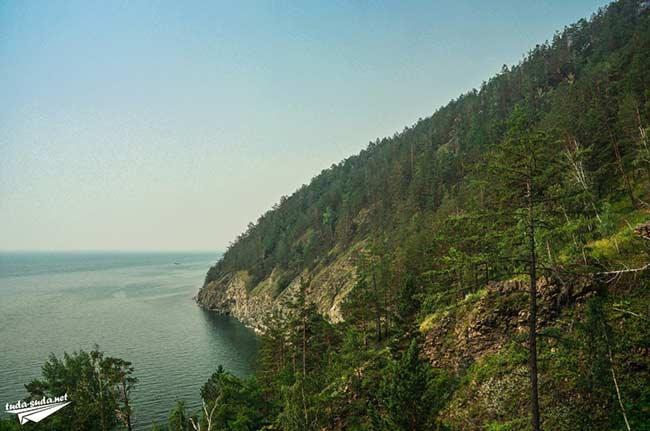 Треккинг вдоль Байкала