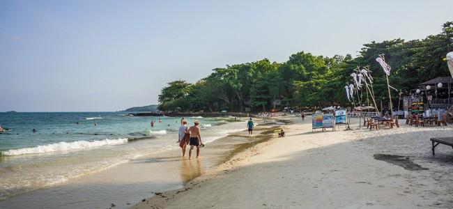 Пляж Ао Пай Ко Самет