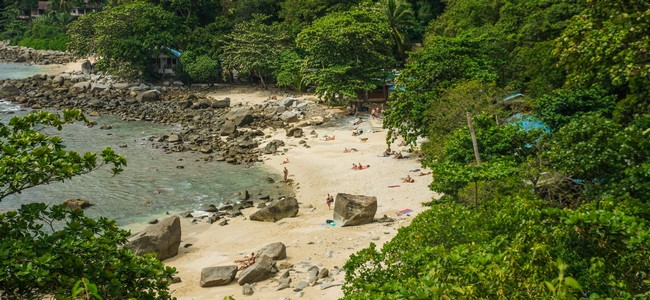 Пляж Ао Сен Пхукет