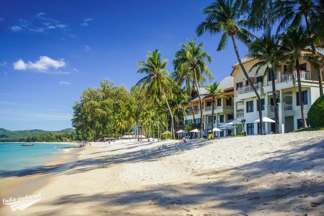 Отели на пляже Банг Тао