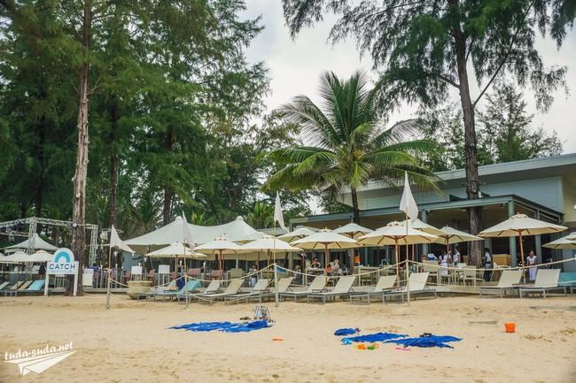 Catch Club Bang Tao Beach