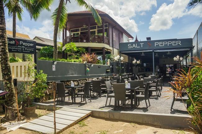 Restaurant Kamala Beach