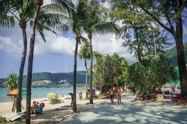 Пляж Патонг Пхукет