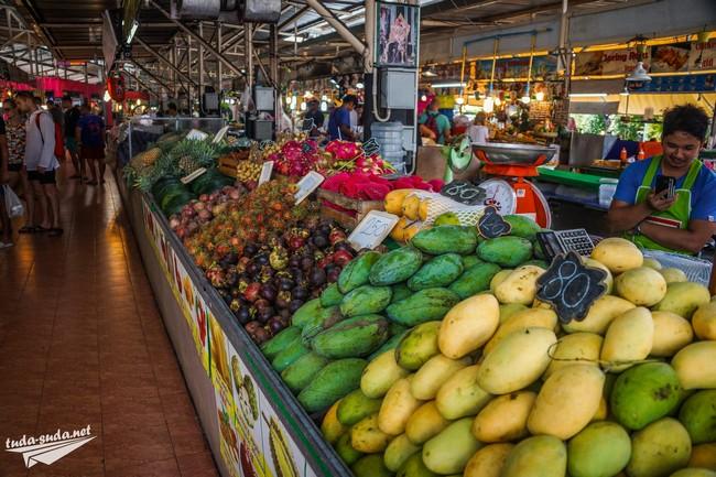 рынок Патонг