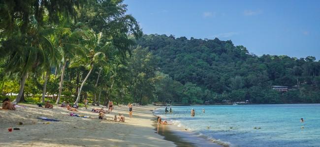 Пляж Три Транг Пхукет