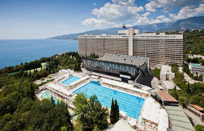 Отель Ялта-Интурист Крым