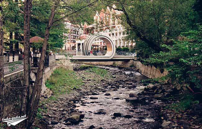 фотографии город боржоми