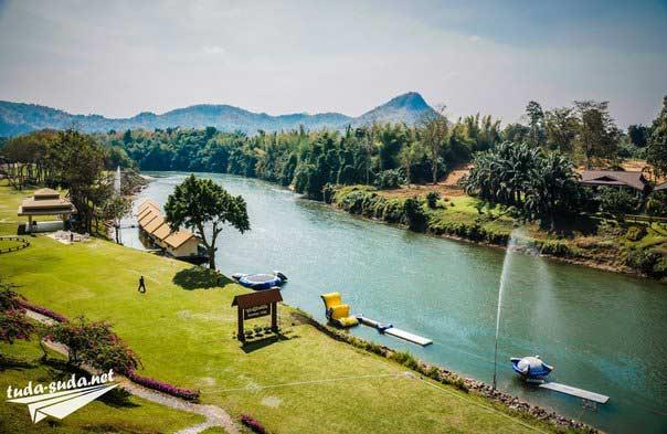 Река Квай фото
