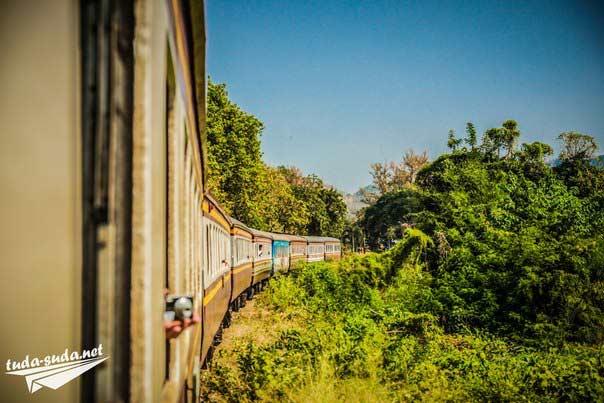 тайско-бирманская дорога