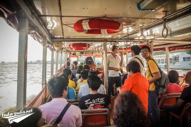 Речной транспорт Бангкока