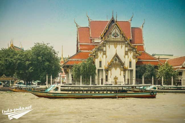 Лодки Бангкока