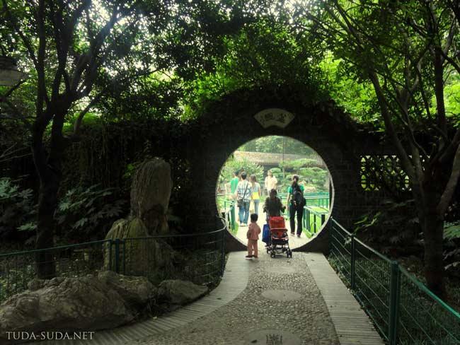 Народный парк Чэнду