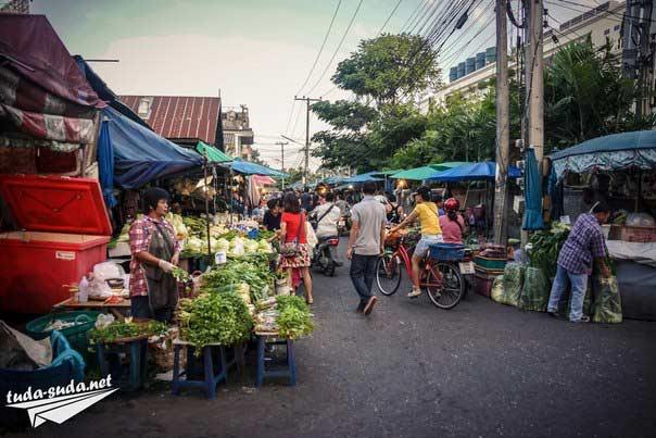 Рынок Азия фото