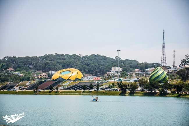 Озеро Хуан Хыонг