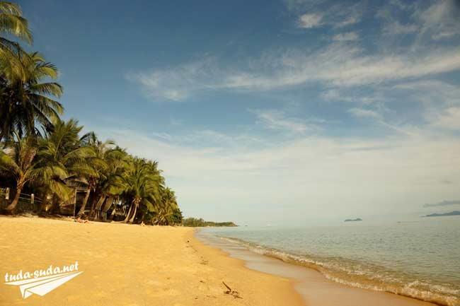 Пляж Маенам фото