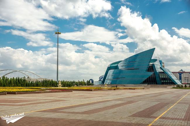 Национальный концертный зал Астана