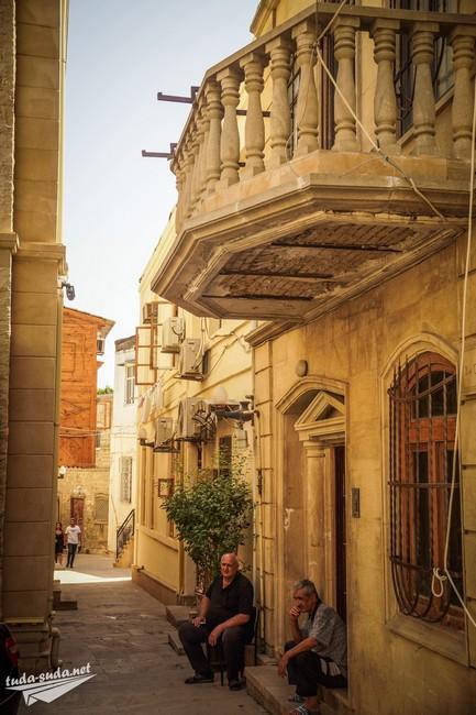 Достопримечательности Баку фото