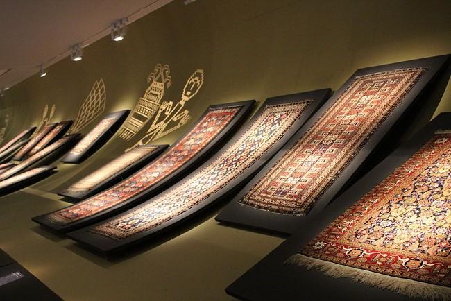музей ковра Баку