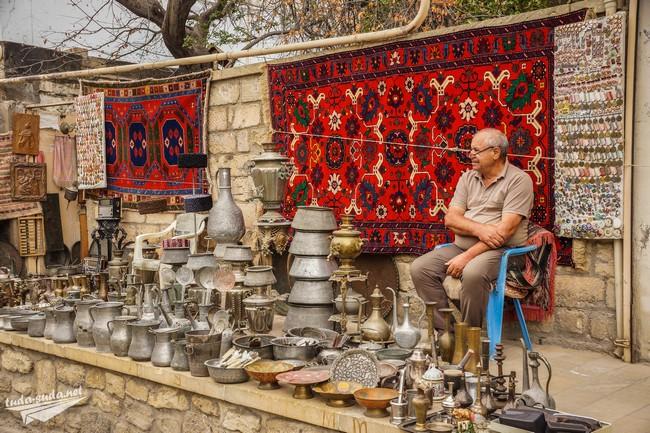 Сувениры Баку