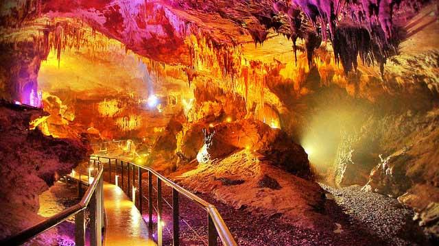 Пещера Прометея Кутаиси