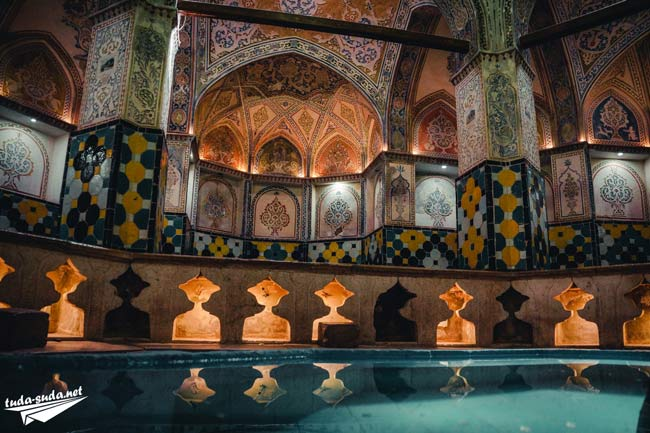 Hammam Iran