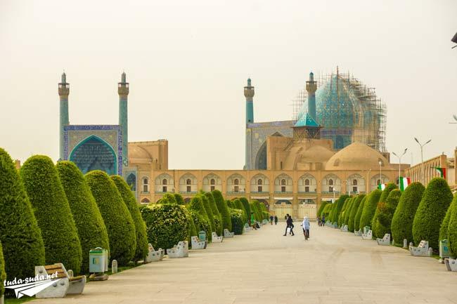 достопримечательности ирана фото и описание