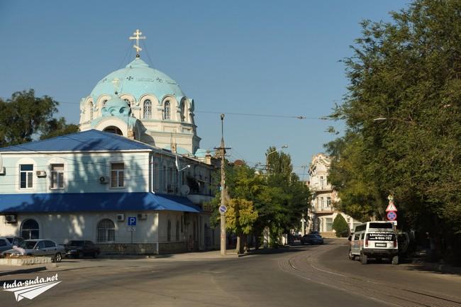 Николаевский собор Евпатория