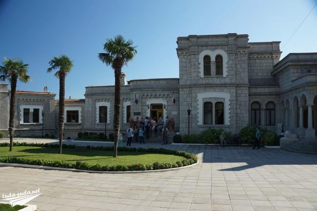 юсуповский дворец Крым