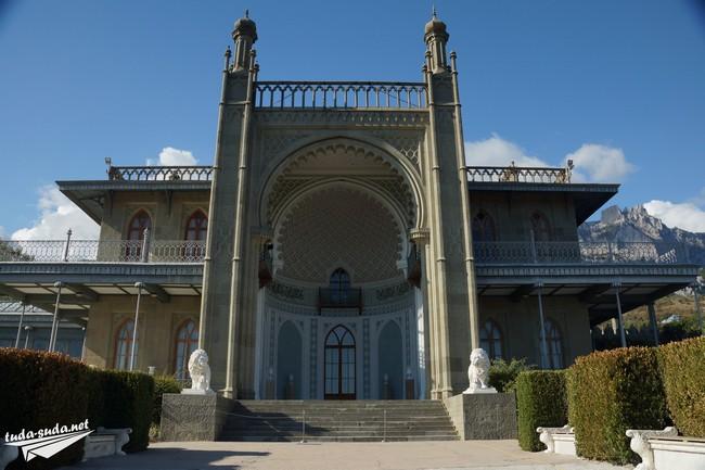 Воронцовский дворец Крым