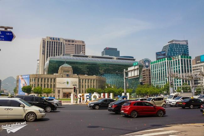 что посмотреть в Сеуле