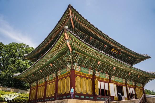 Сеул дворец