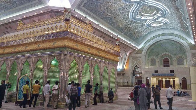Мавзолей Хомейни Иран