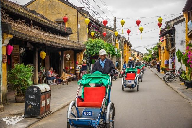 велорикша вьетнам