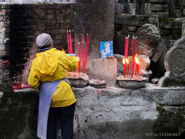 Храмы Китай