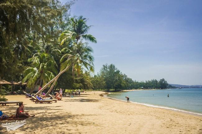 пляж Онг Лан Фукуок