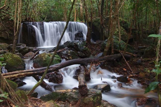 водопад фукуок