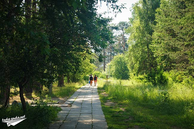Отдых в Горячинске