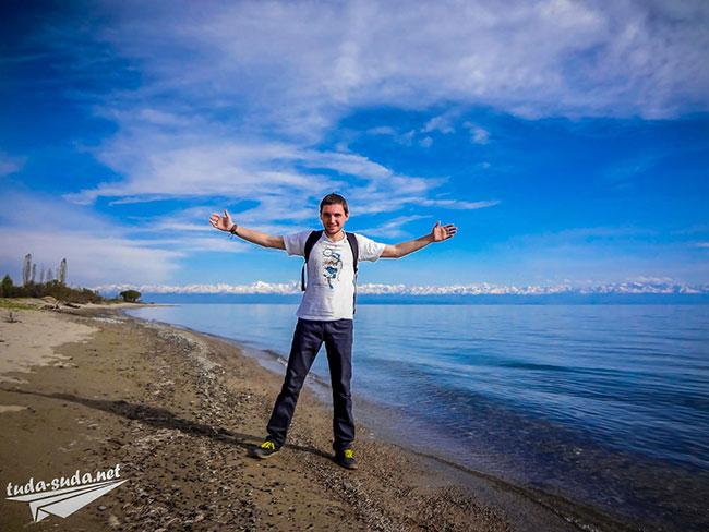 Южное побережье Иссык-Куль