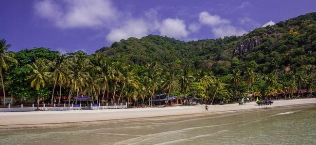 Пляж Хаад Рин Панган