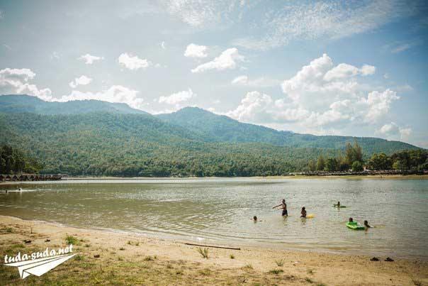 Озеро Huay Tung Tao